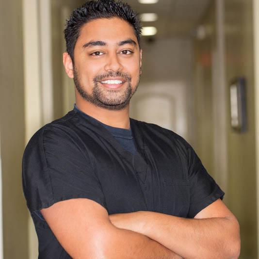 Dr. Parthiv Mehta